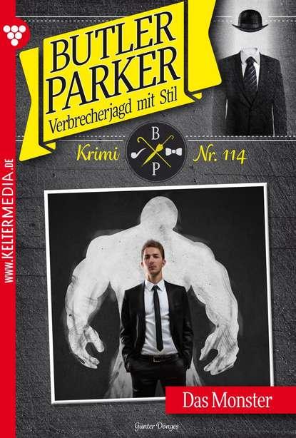 Butler Parker 114 – Kriminalroman