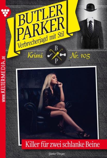 Butler Parker 105 – Kriminalroman