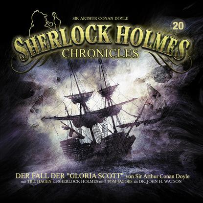 "Sherlock Holmes Chronicles, Folge 20: Der Fall der """"Gloria Scott"""""
