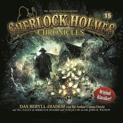 Sherlock Holmes Chronicles, Folge 15: Das Beryll-Diadem