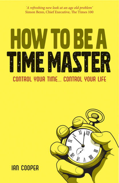 How to be a Time Master