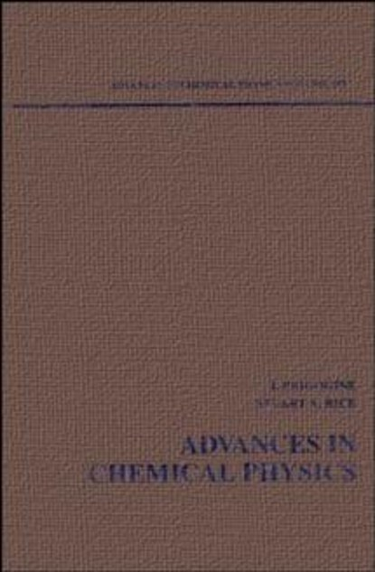 Advances in Chemical Physics. Volume 103