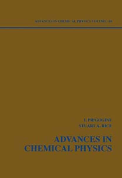 Advances in Chemical Physics. Volume 110