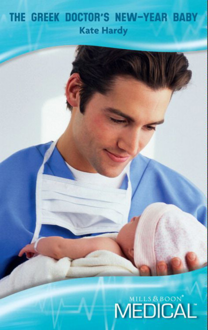 The Greek Doctor's New-Year Baby