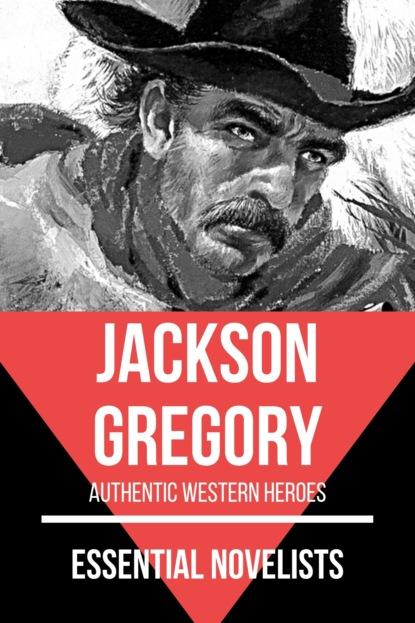 Essential Novelists - Jackson Gregory