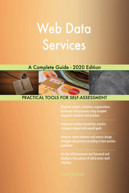Web Data Services A Complete Guide - 2020 Edition