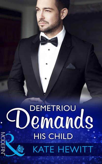 Demetriou Demands His Child