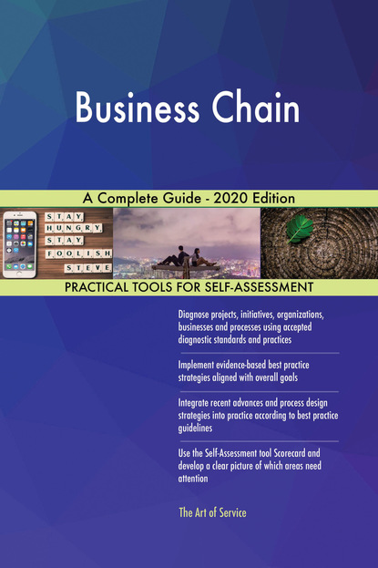 Business Chain A Complete Guide - 2020 Edition