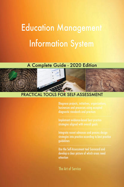 Education Management Information System A Complete Guide - 2020 Edition