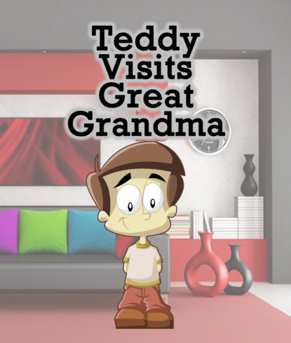 Teddy Visits Great Grandma