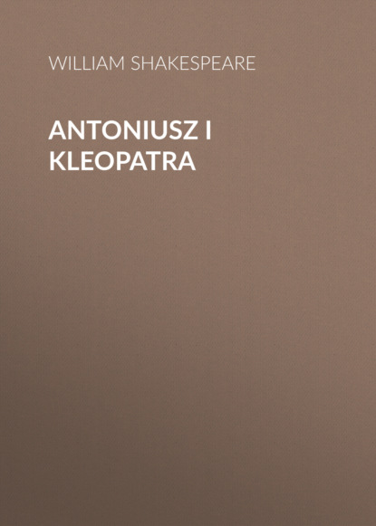 Antoniusz i Kleopatra